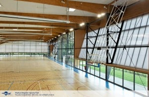 Marius Regnier Sports Hall 02