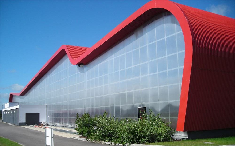 How can translucent facades improve further into the future?