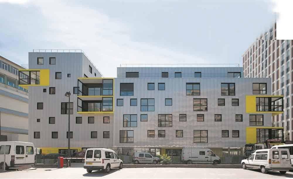 Fachadas ventiladas: la salud en los edificios de viviendas