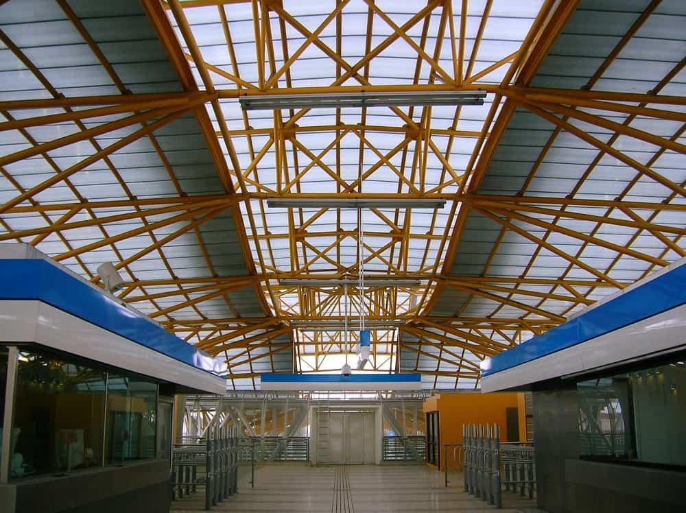Las cubiertas arquitectónicas como quinta fachada del edificio