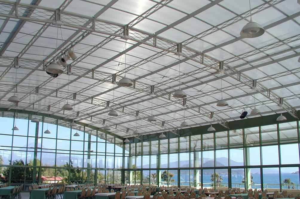 Danpal® Roofing Systems Keep Weather Under Control