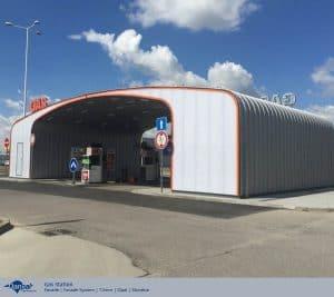Danpal-Gas Station