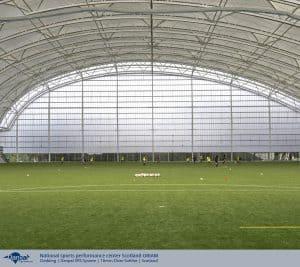 National Sports Center-Scotland ORIAM