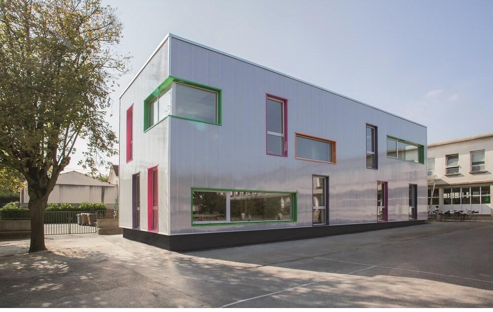 Tecnología superior aplicada en fachadas ventiladas