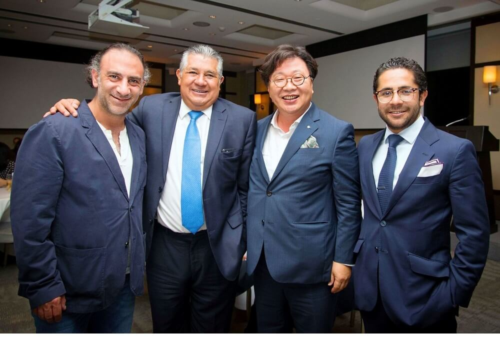 10 Years of Achievements Celebrated at Danpal Mexico