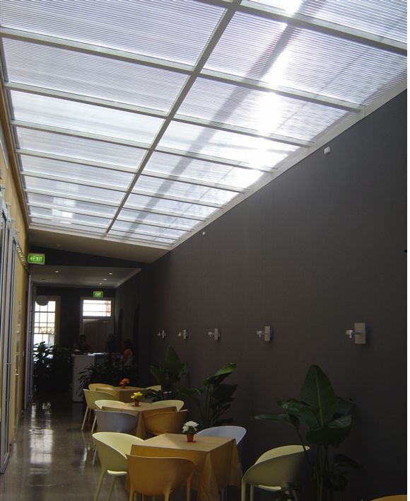Controlite® Skylight Roofing: Comfort, Control, Energy Conservation