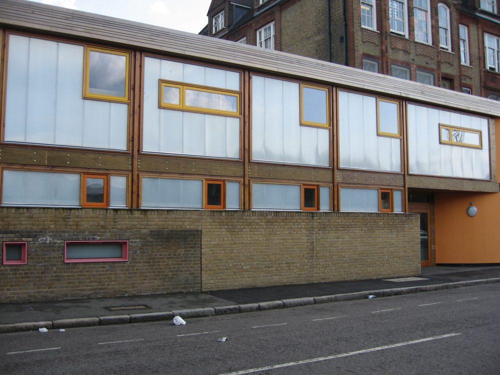 sistema de fachadas danpal