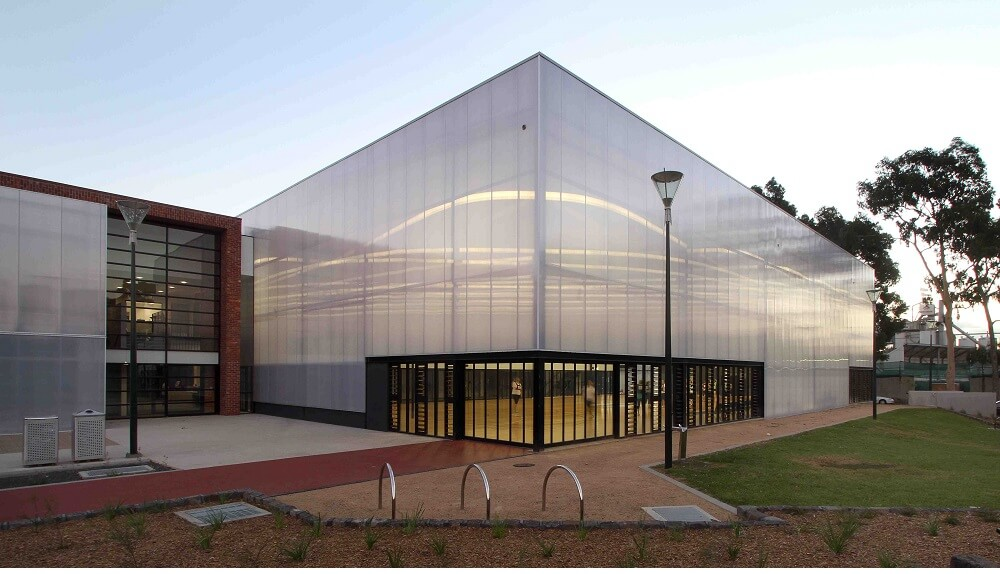 Originality And Performance Are At Work With Façade Materials