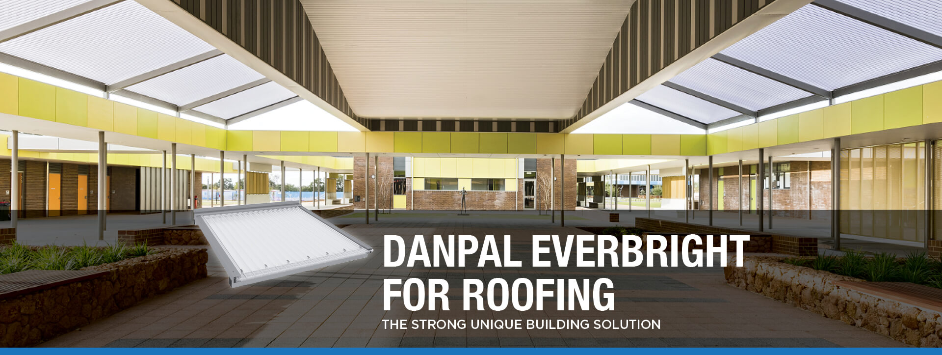 Danpal Everbright for roofing