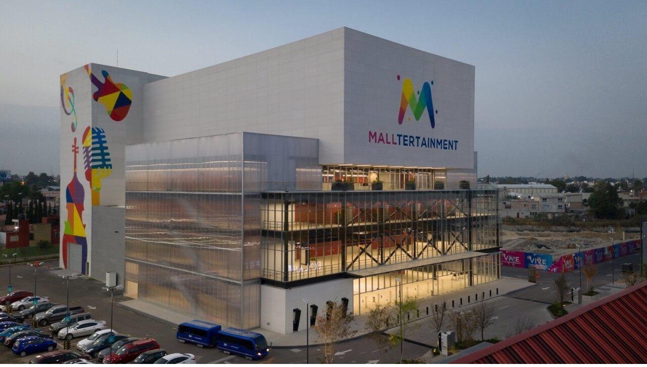 Malltertainment, Un nuevo concepto de diseño multifuncional.