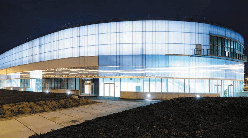 Velodrome Couvert de Roubaix – An Elevated Cycling Ring