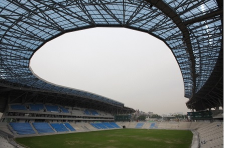 Stadium Soong-Eui - Incheon