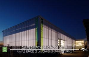 DP France K7 CAMPUS SERVICES DE L'AUTOMOBILE DE MOBILITÉ Photos 01