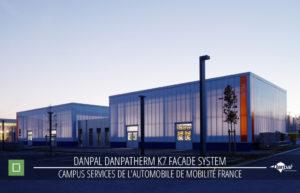 DP France K7 CAMPUS SERVICES DE L'AUTOMOBILE DE MOBILITÉ Photos 02