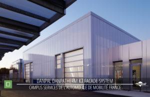 DP France K7 CAMPUS SERVICES DE L'AUTOMOBILE DE MOBILITÉ Photos 04
