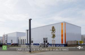 DP France K7 CAMPUS SERVICES DE L'AUTOMOBILE DE MOBILITÉ Photos 05