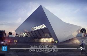 DP SPAIN SCANIA BUILDING HUELVA Roofing Photos 01