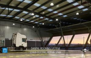 DP SPAIN SCANIA BUILDING HUELVA Roofing Photos 02
