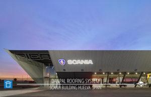 DP SPAIN SCANIA BUILDING HUELVA Roofing Photos 03
