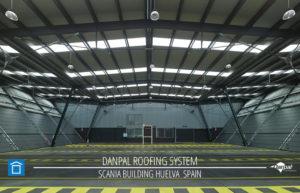 DP SPAIN SCANIA BUILDING HUELVA Roofing Photos 05