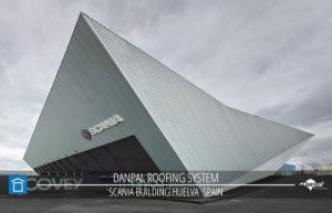 DP SPAIN SCANIA BUILDING HUELVA Roofing Photos 06