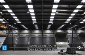 DP SPAIN SCANIA BUILDING HUELVA Roofing Photos 07
