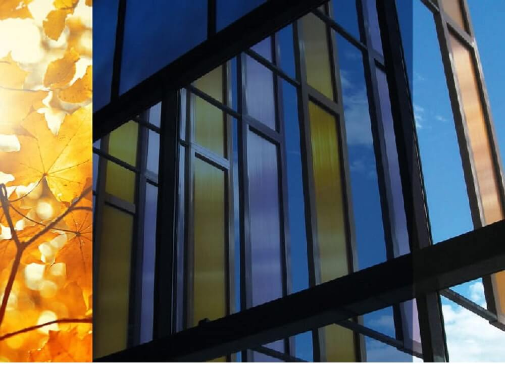 Exterior Vertical Louvres Give You Interior Climate Control