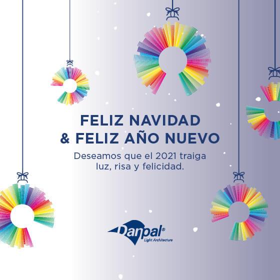 Feliz Navidad y próspero año nuevo 2021 [Video]