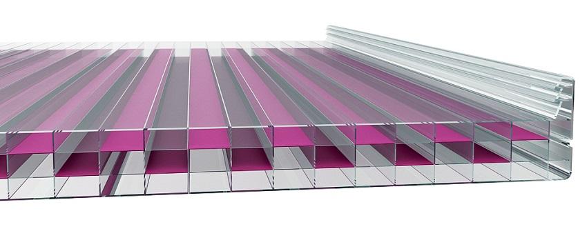 Danpalon 3dlite panel