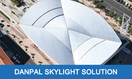 Industrial Solution - Danpal Roofing System