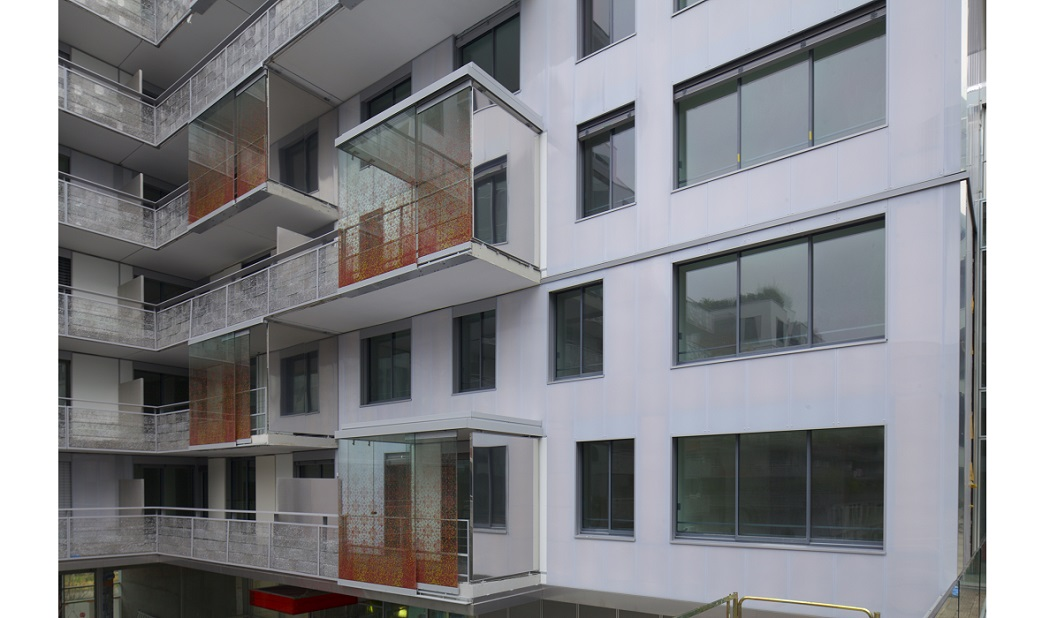 Una fachada ventilada respalda la eficiencia energética de un sistema de revestimiento